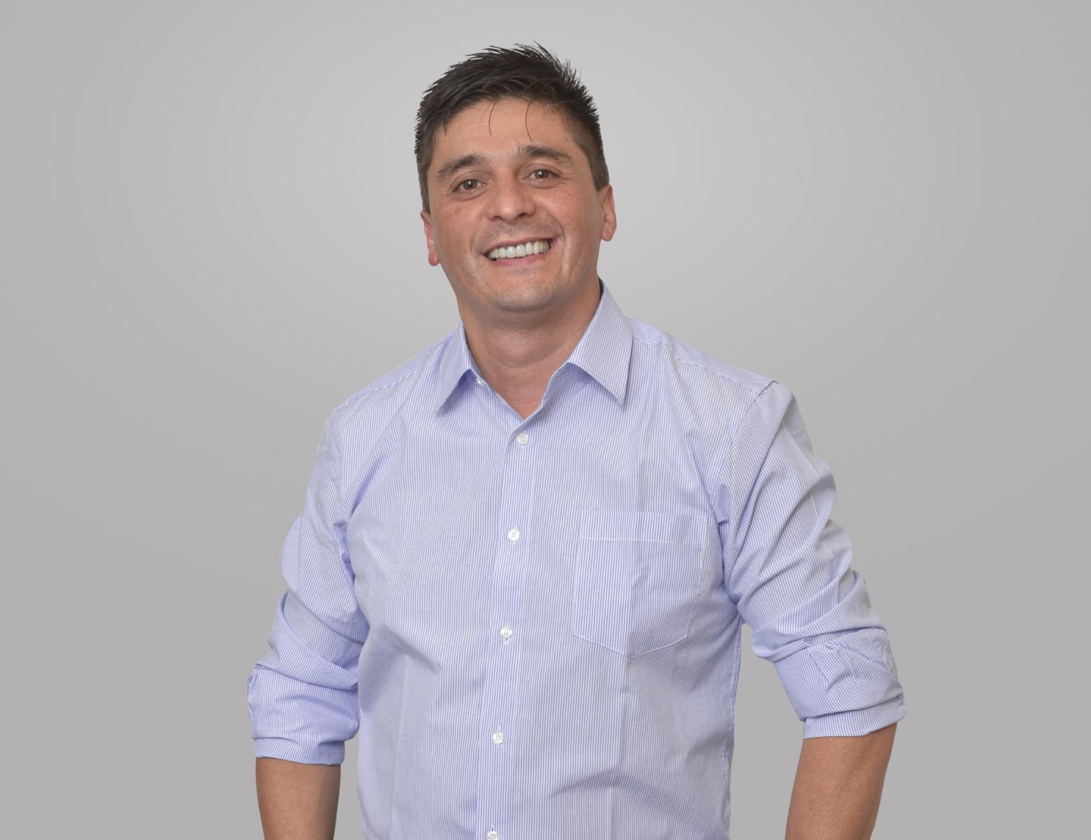 Miguel Araya alcalde de Buin