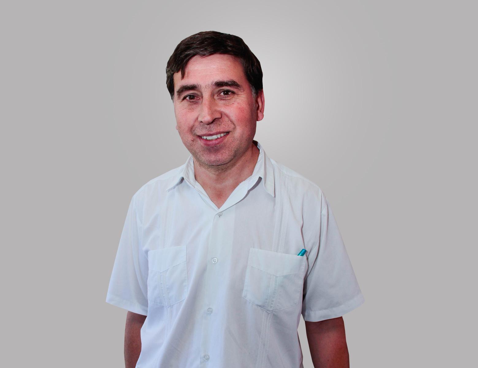 Concejal Patricio Silva