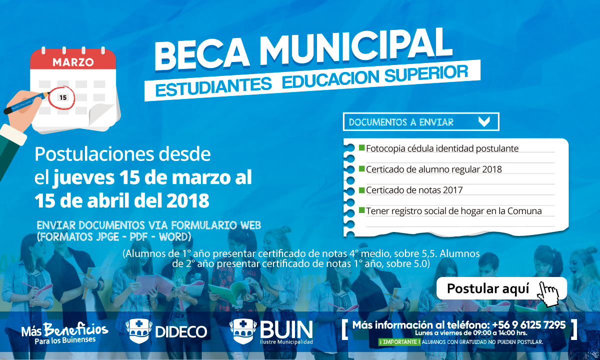 Beca-municipal