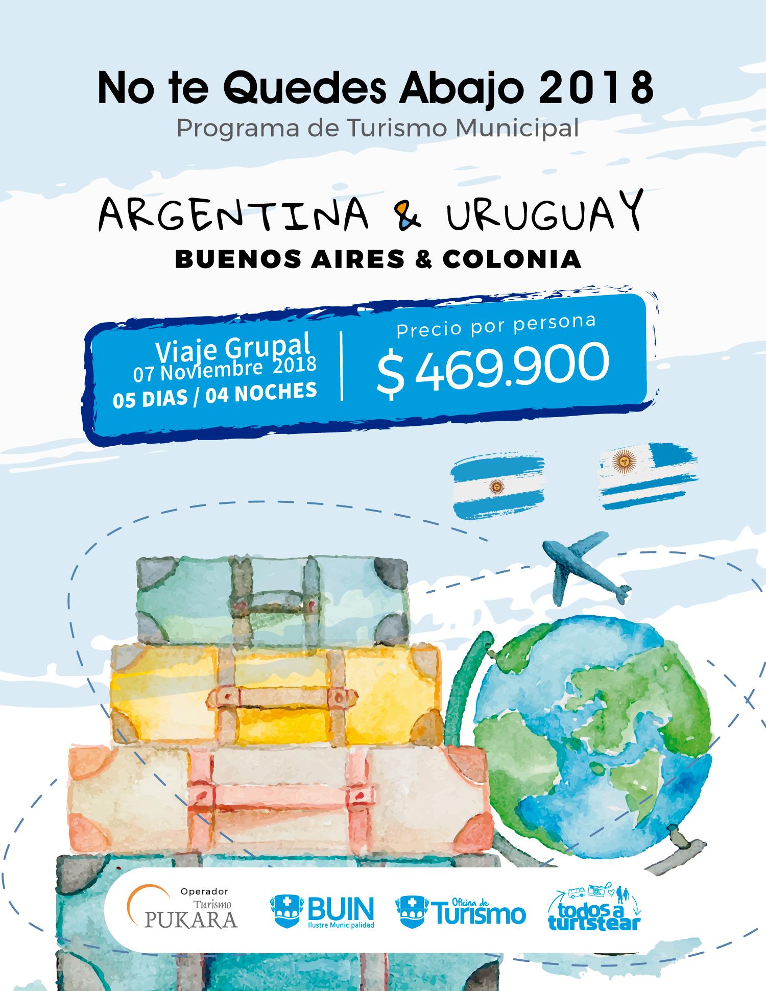 ARGENTINA-&-URUGUAY