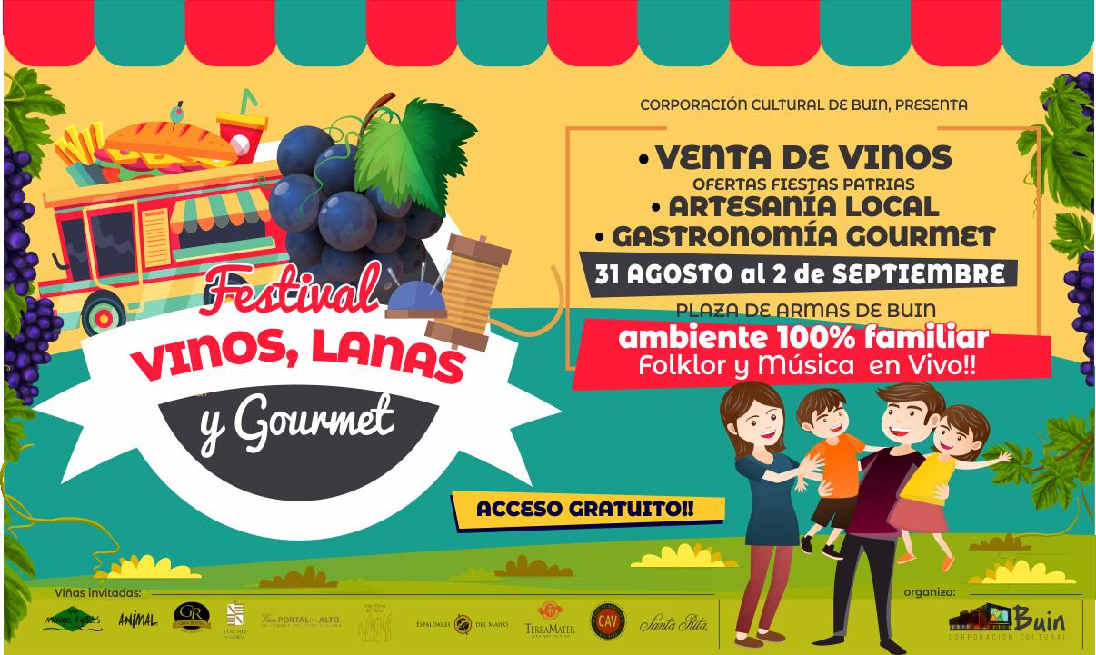 banner festival arte vino y gourmet