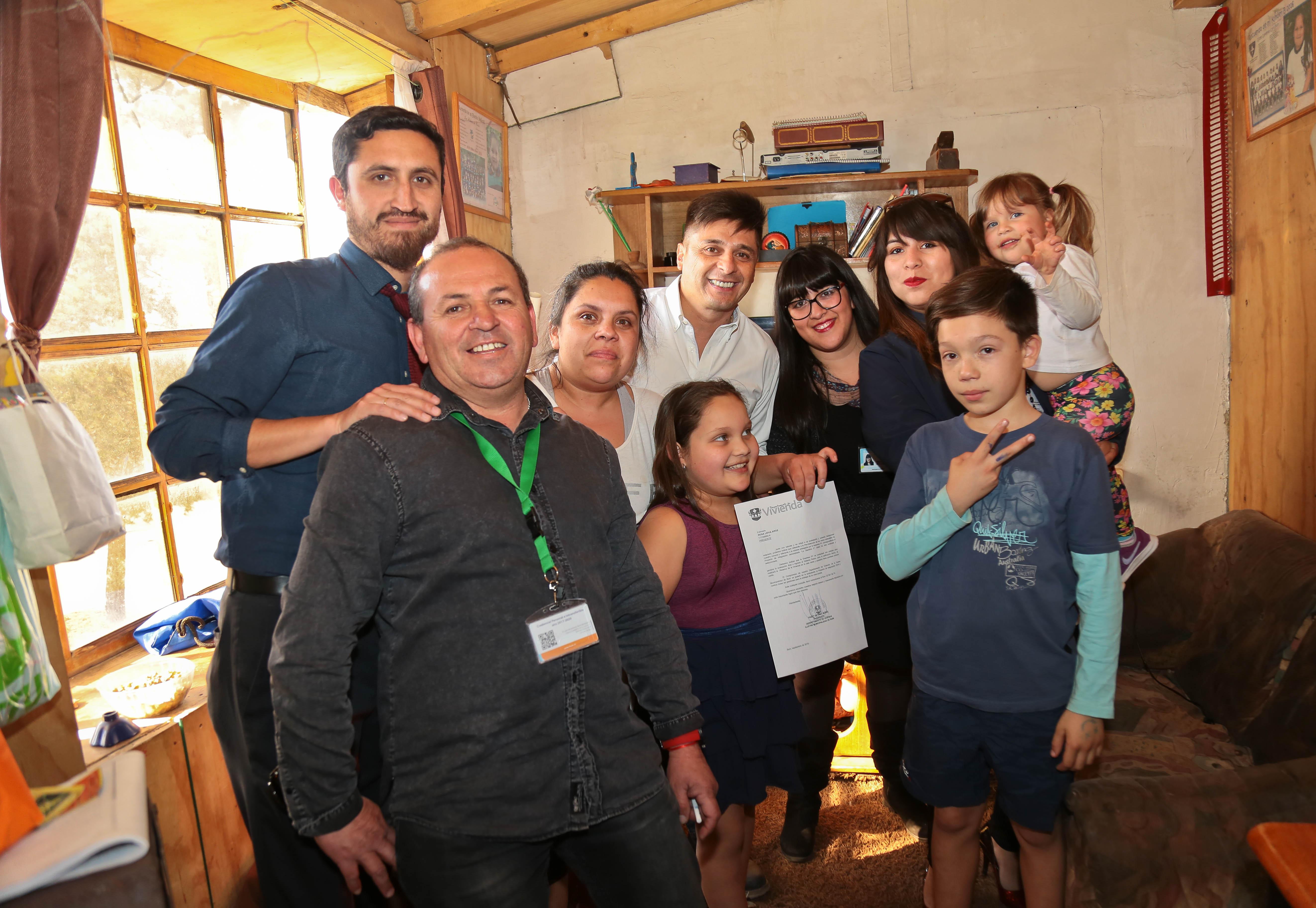 PROYECTO DE INTEGRACIÓN: 48 FAMILIAS BUINENSES ESTÁN A UN PASO DE OBTENER LA CASA PROPIA