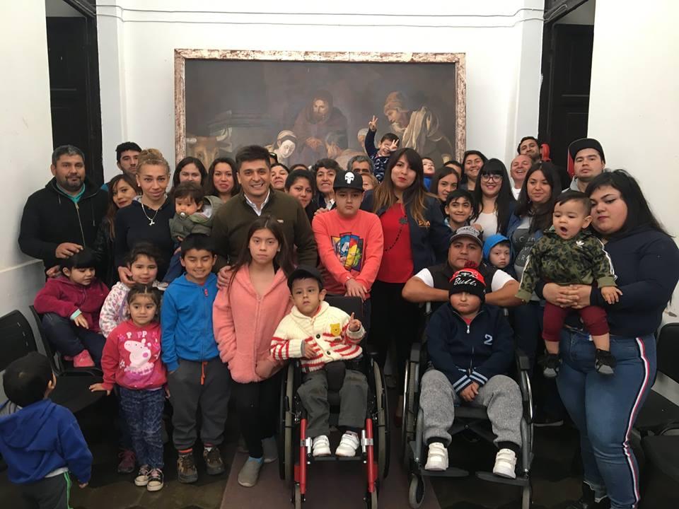 PROYECTO DE INTEGRACIÓN: GESTIÓN MUNICIPAL OTORGA NUEVAS 18 CASA A FAMILIAS BUINENSES