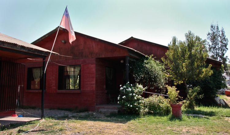 ALBERGUE MUNICIPAL DE BUIN: CAMA, TÉ Y TECHO