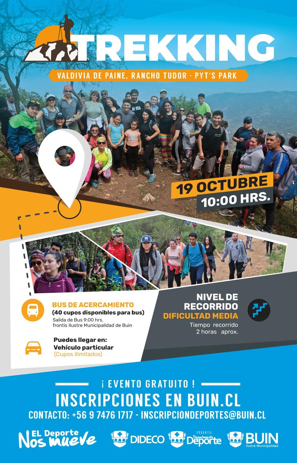 Trekking-octubre